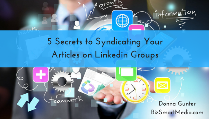 5 Secrets to Syndicating