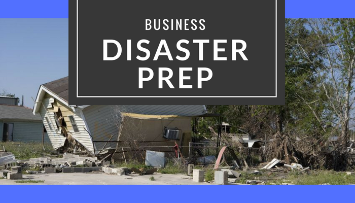 Business Disaster Plan