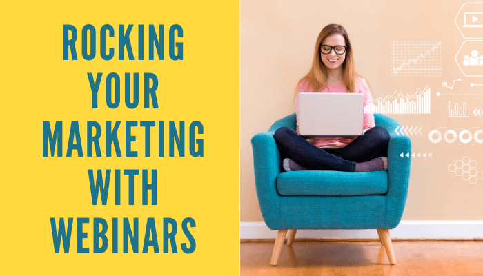 7 Ways to Claim Your Authority by Marketing with Webinars