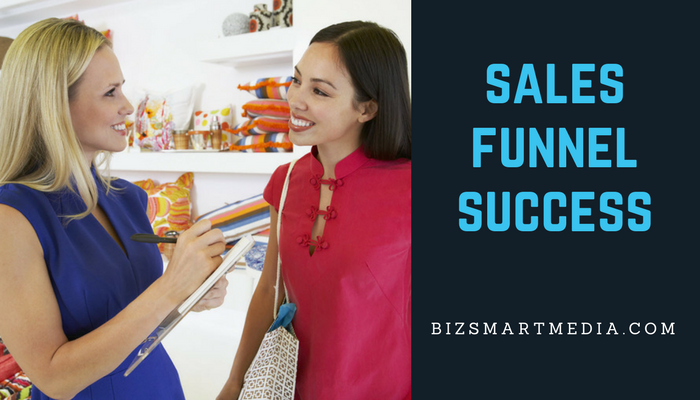 Sales Funnel Success