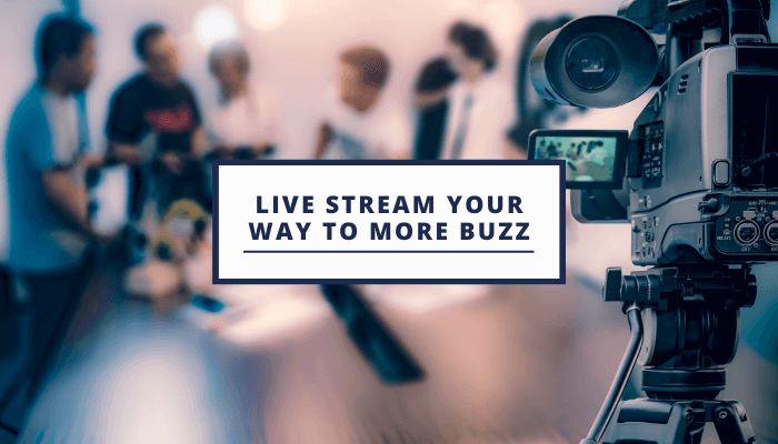 9 Reasons to Grow Your Business with Live Stream Events