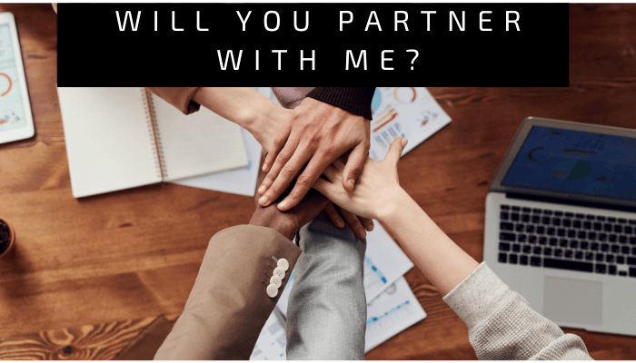 4 Questions You MUST Answer Before Seeking Joint Venture Partners